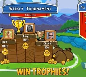 Angry Birds Friends Ekran Görüntüleri - 10