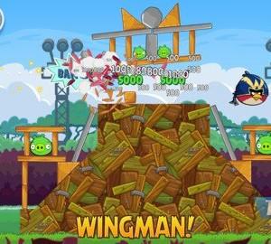 Angry Birds Friends Ekran Görüntüleri - 8