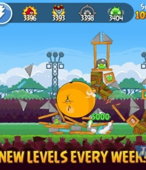 Angry Birds Friends Ekran Görüntüleri - 5