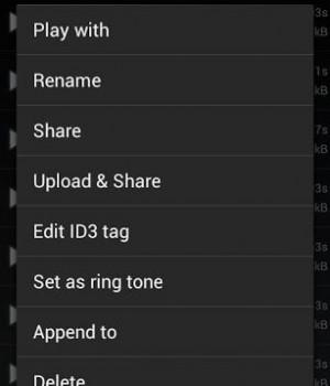 ASR - Ücretsiz MP3 ses kayıt Ekran Görüntüleri - 1