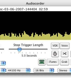 Audiocorder Ekran Görüntüleri - 1