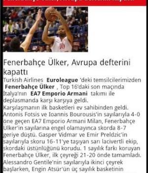 Basketbol Haberleri Ekran Görüntüleri - 6
