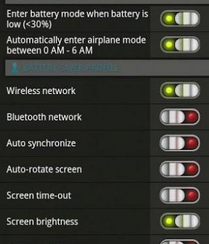 Battery Life Saver Ekran Görüntüleri - 3