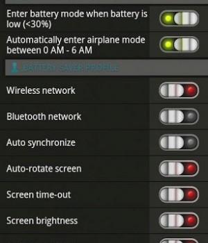 Battery Life Saver Ekran Görüntüleri - 2