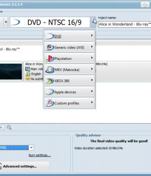 Blu-ray Converter Ultimate Ekran Görüntüleri - 1