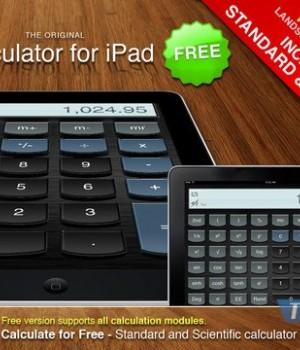 Calculator for iPad Free Ekran Görüntüleri - 5