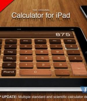 Calculator for iPad Free Ekran Görüntüleri - 4