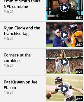 CBS Sports Ekran Görüntüleri - 6