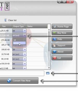 Convert PDF To Text Ekran Görüntüleri - 2