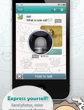 Cubie Messenger Ekran Görüntüleri - 3