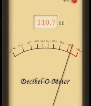 Decibel-O-Meter Free Ekran Görüntüleri - 2