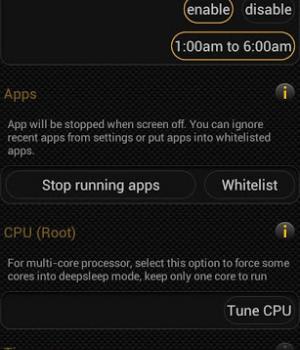 Deep Sleep Battery Saver Pro Ekran Görüntüleri - 6