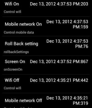 Deep Sleep Battery Saver Pro Ekran Görüntüleri - 5