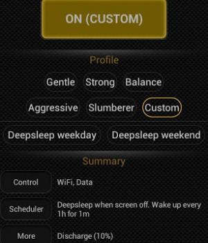 Deep Sleep Battery Saver Pro Ekran Görüntüleri - 1