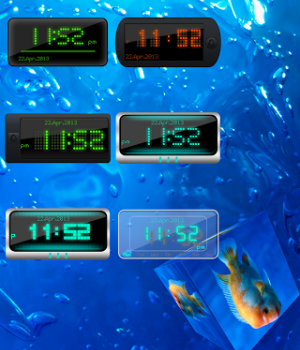 Dijital Çalar Saat Ekran Görüntüleri - 2