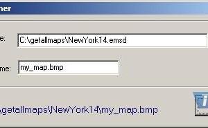 Easy MapQuest Maps Downloader Ekran Görüntüleri - 2