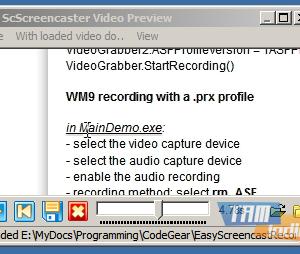 Easy Screencast Recorder Ekran Görüntüleri - 1