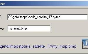 Easy Yahoo  Maps Downloader Ekran Görüntüleri - 2