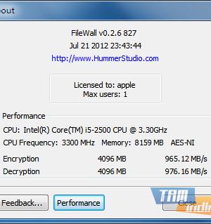 FileWall Ekran Görüntüleri - 10