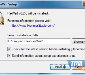 FileWall Ekran Görüntüleri - 6