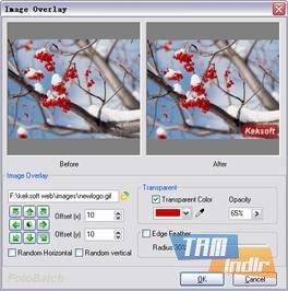 FotoBatch Ekran Görüntüleri - 4