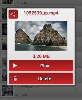 FVD - Free Video Downloader Ekran Görüntüleri - 3