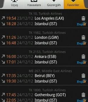 Havayolu uçuş durumu Pro Ekran Görüntüleri - 2