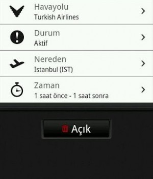 Havayolu uçuş durumu Pro Ekran Görüntüleri - 1