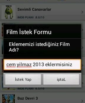 HD Film izle (MMApp) Ekran Görüntüleri - 1