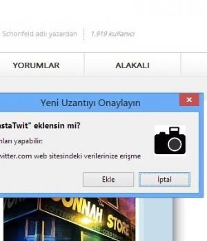 InstaTwit Ekran Görüntüleri - 2