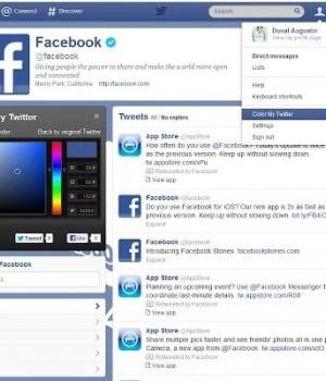 Internet Explorer İçin Color My Twitter Ekran Görüntüleri - 4
