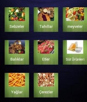 Kalori Cetveli Ve Pilates Ekran Görüntüleri - 4