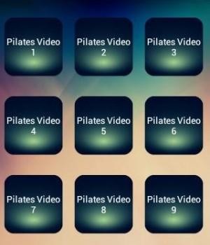 Kalori Cetveli Ve Pilates Ekran Görüntüleri - 2