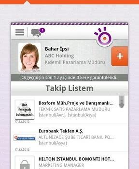Kariyer.net İş Ara Ekran Görüntüleri - 5