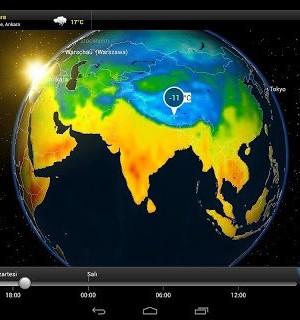 MeteoEarth Ekran Görüntüleri - 2