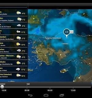 MeteoEarth Ekran Görüntüleri - 3