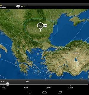 MeteoEarth Ekran Görüntüleri - 5