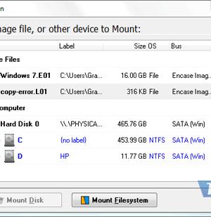 Mount Image Pro Ekran Görüntüleri - 4