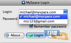 MySpace For Mac Ekran Görüntüleri - 1