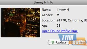 MySpace For Mac Ekran Görüntüleri - 4