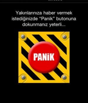 Panik Butonu Ekran Görüntüleri - 5