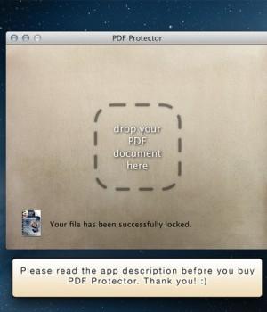 PDF Protector Ekran Görüntüleri - 3