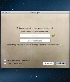 PDF Protector Ekran Görüntüleri - 1