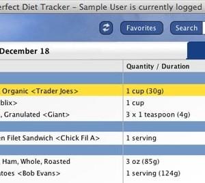 Perfect Diet Tracker Ekran Görüntüleri - 10