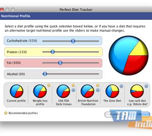Perfect Diet Tracker Ekran Görüntüleri - 7