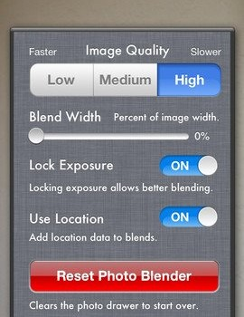 Photo Blender Ekran Görüntüleri - 1