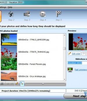 PhotoDVD Ekran Görüntüleri - 3