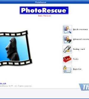 PhotoRescue Ekran Görüntüleri - 1