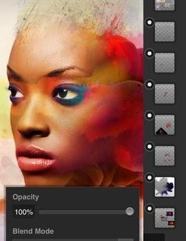 Photoshop Touch for phone Ekran Görüntüleri - 4
