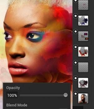 Photoshop Touch for phone Ekran Görüntüleri - 5